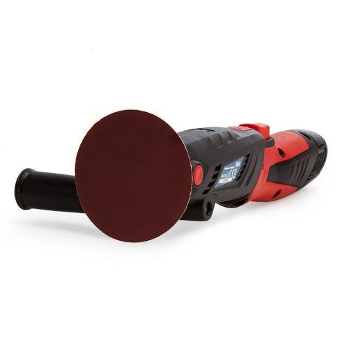 Sealey CP2812V 10.8V Cordless Mini Sander/Polisher Kit