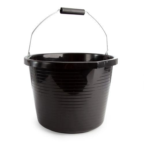 Red Gorilla PRM.BK Black Premium Bucket 15L