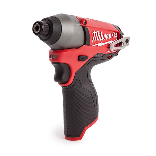 Milwaukee M12CID-0 M12 Fuel Compact Hex Impact Driver (Body Only)