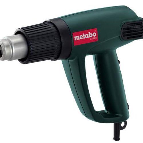 Metabo H1600 240V - 1,600W Hot Air Gun (Heat Gun)