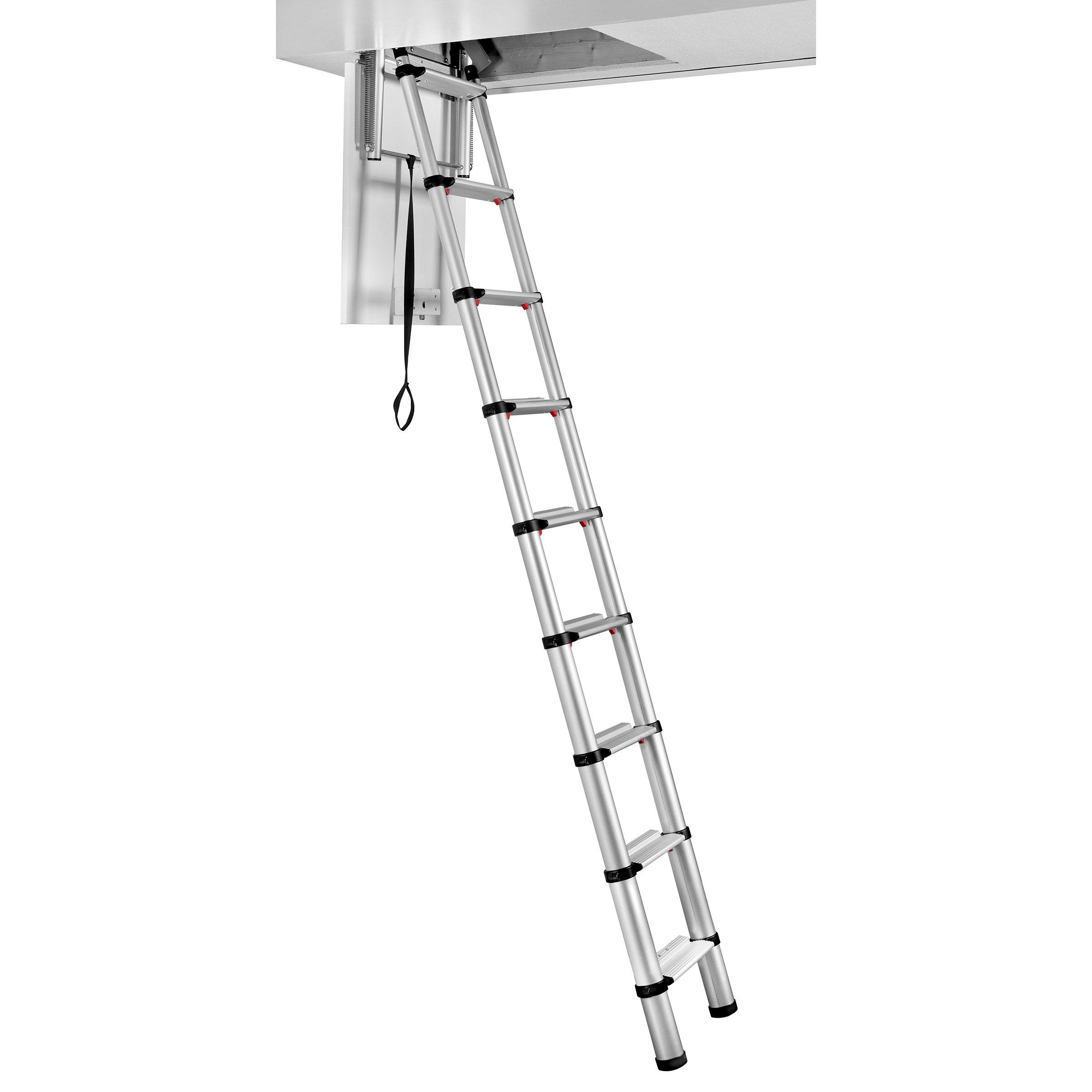 Toolstop Telesteps 60324 Loft Line Quot Mini Quot Telescopic Loft