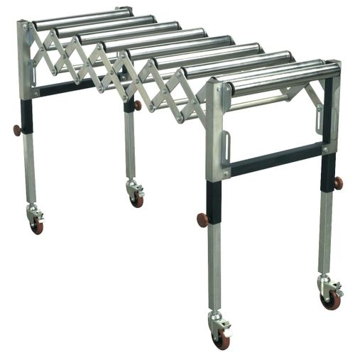Sealey RS911F Adjustable Roller Stand 450-1300mm 130kg Capacity