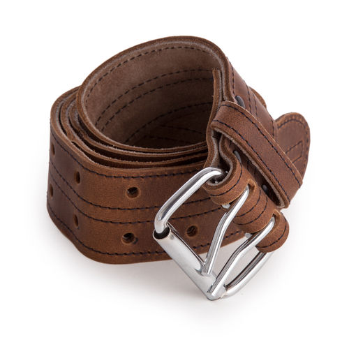 Leather Craft LC609 Oiltan 2 Inch Leather Belt