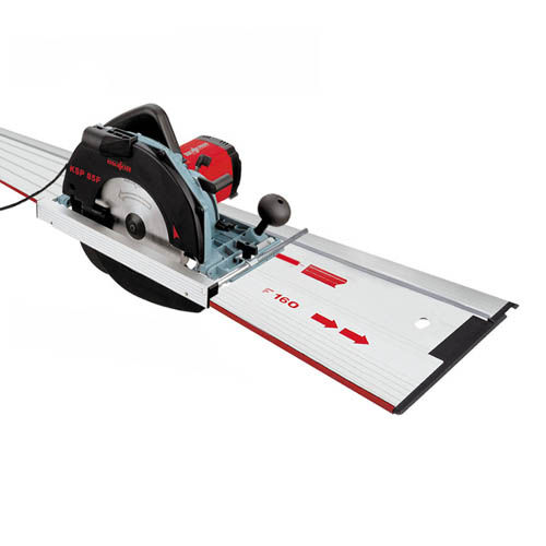 Mafell KSP85F Plunge Circular Saw with 1.6m Guide Rail 240V