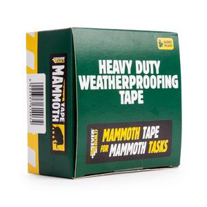 Mammoth 2WEATHER50 Heavy Duty Weatherproofing Tape 4 Metres x 50mm