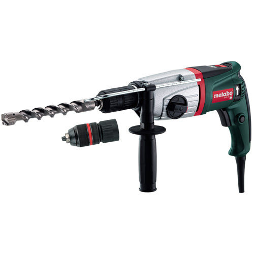 Metabo KHE 26 Electronic Combination Hammer Drill 110V
