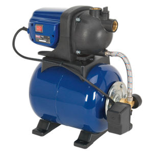 Sealey WPB050 Surface Mounting Booster Pump 50ltr/min 240V