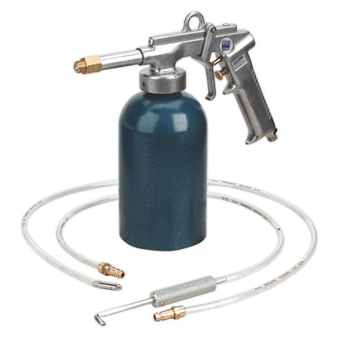 Sealey SG18 Air Operated Wax Injector Kit