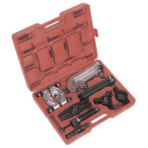 Sealey PS982 Hydraulic Puller Set 25pc