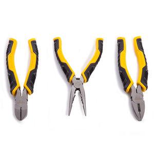 Stanley STHT0-75094 3 Piece Control Grip Plier Set