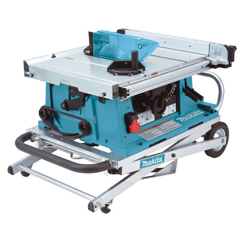 Makita 2704X Table Saw 10in/255mm + 194093-8 Stand 240V