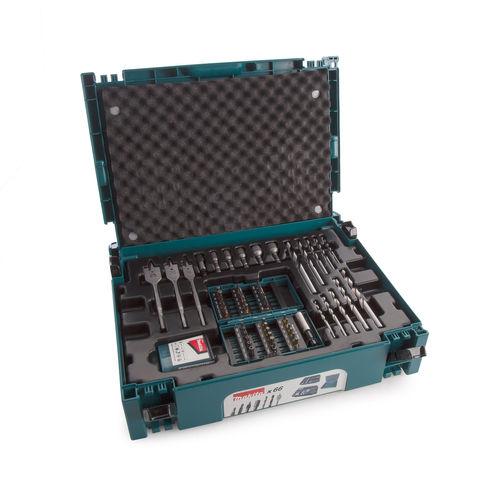 Makita B-43044 Drill and Bit Set 66 Piece