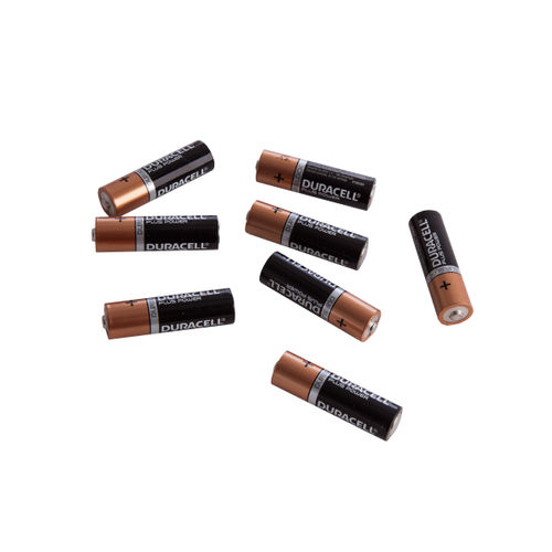 Duracell AAK8P AA Plus Power Batteries - Multi Pack of 8 (5+3)