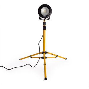 Defender LEDDF1200 Single Head Work Light on Telescopic Tripod