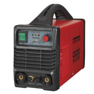 Sealey TIG200S Tig/mma Inverter Welder 200amp 240v