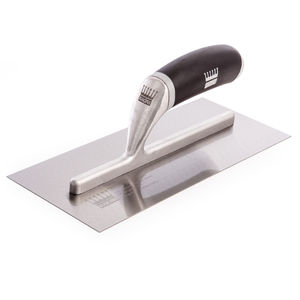 Ragni R418-11 Plasterers Trowel with Soft Grip Handle 11 Inch