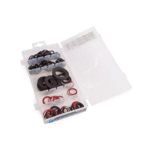 BlueSpot 40536 Assorted Tap Reseater Washer Set (125 Piece)