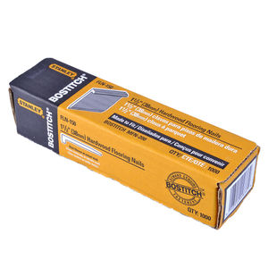 Bostitch FLN-150 38mm Flooring Cleat Nails For MFN201E Nailer (Box of 1000)