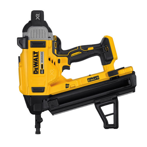 Dewalt DCN890N 18V Cordless XR Concrete Nailer (Body Only)