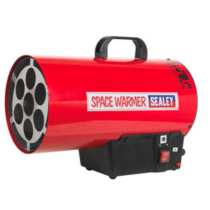 Sealey LP55 Space Warmer Propane Heater 54,500 BTU/Hr