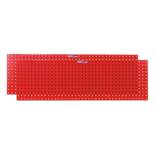 Sealey TTS2 Perfotool Storage Panel 1500 X 500mm Pack Of 2