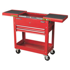 Sealey AP705M Mobile Tool & Parts Trolley - Red