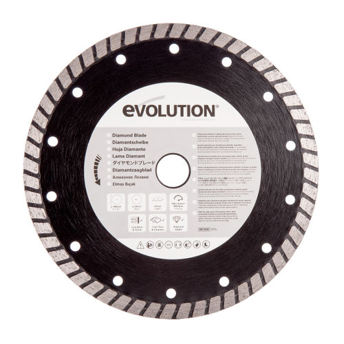 Evolution DB185 Rage Diamond Cutting Blade 185mm