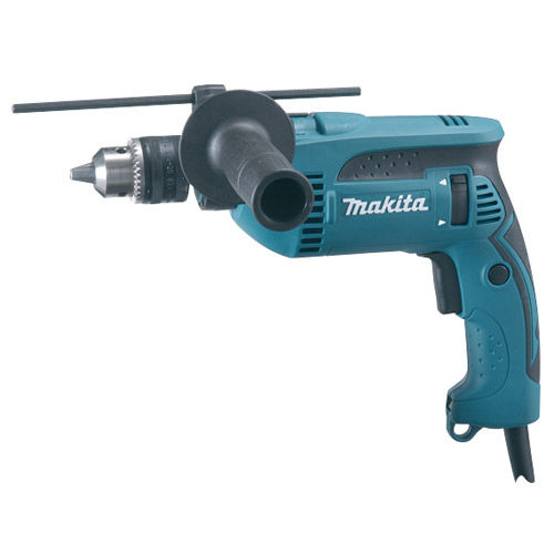 Makita HP1640K 13mm 680W Percussion Drill c/w Carrying Case 110V
