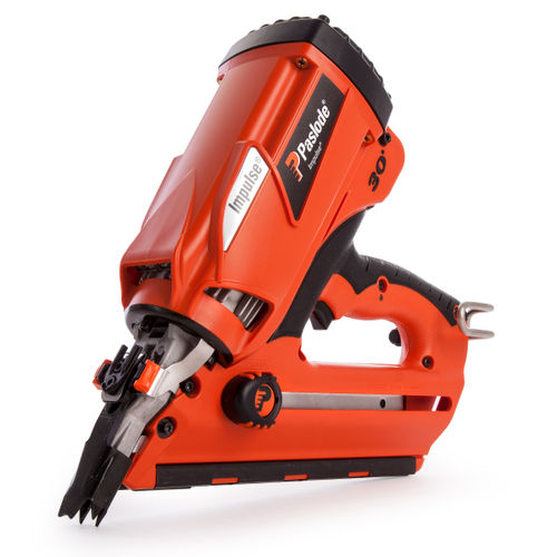 Paslode IM350+ Cordless 7.2V 1st Fix Gas Framing Nailer (1 x Battery) 905900