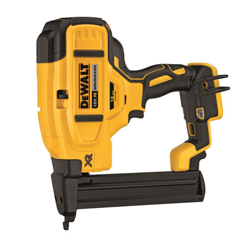 Dewalt DCN681N 18V Cordless XR Brushless 18Ga Narrow Crown Stapler (Body Only)