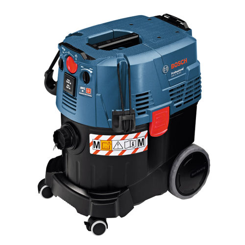 Bosch GAS 35 M AFC Dust Extractor M-Class, Wet/Dry, Automatic Filter Cleaning 240V