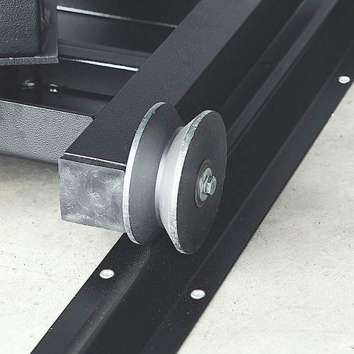 Sealey HBS97R Rails For Headlamp Beam Setter