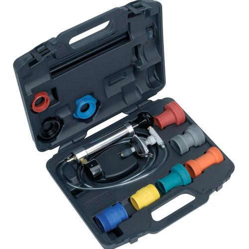 Sealey VS0031 Cooling System & Cap Testing Kit
