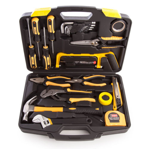 Siegen S0974 Tool Kit (25 Piece)