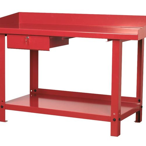 Sealey AP1015 Workbench Steel 1.5mtr With 1 Drawer