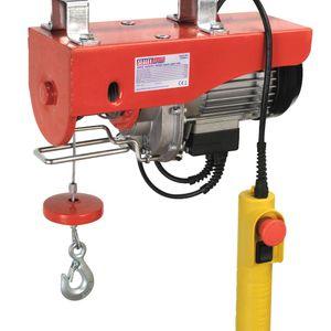 Sealey PH400 Power Hoist 240v/1ph 400kg Capacity