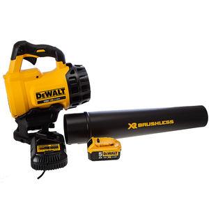 Dewalt DCM562P1 Brushless Outdoor Blower 18V (1 x 5.0Ah Battery)