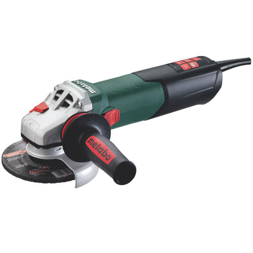 "Metabo WEA15-125 Quick - 1,550W 125mm (5"") Angle Grinder 240V"