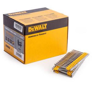 Dewalt DCN890 Standard Pins 50mm x 2.6mm (Pack of 510)