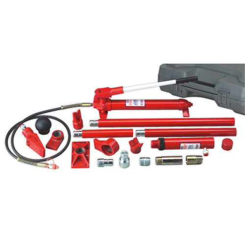 Sealey RE83/10 Hydraulic Body Repair Kit 10tonne Supersnap Type