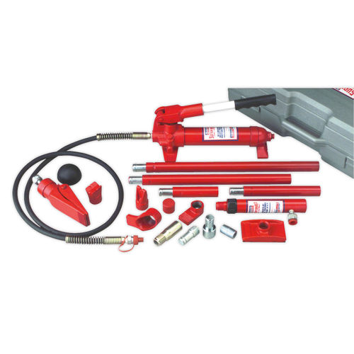 Sealey RE83/4 Hydraulic Body Repair Kit 4tonne Supersnap Type