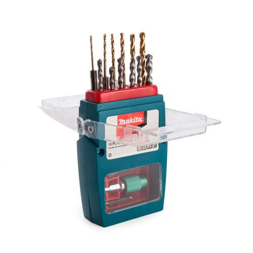 Makita P-57093 15 Piece Drill and Bit Set