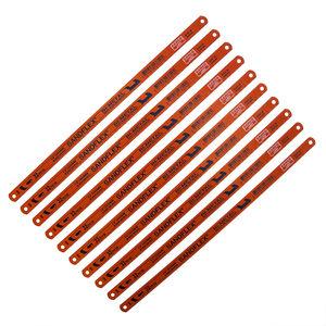 Bahco 3906 Sandflex HSS Bi-Metal Hacksaw Blades 12 Inch x 32TPI (10 Pack)