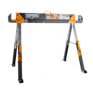 Toughbuilt C700 Saw Horse Adjustable Jobsite Table x 1