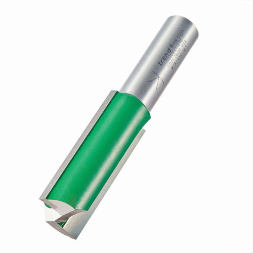 Trend C030BX1/2TC CraftPro 2 Flute Straight Cutter 19.1mm Diameter