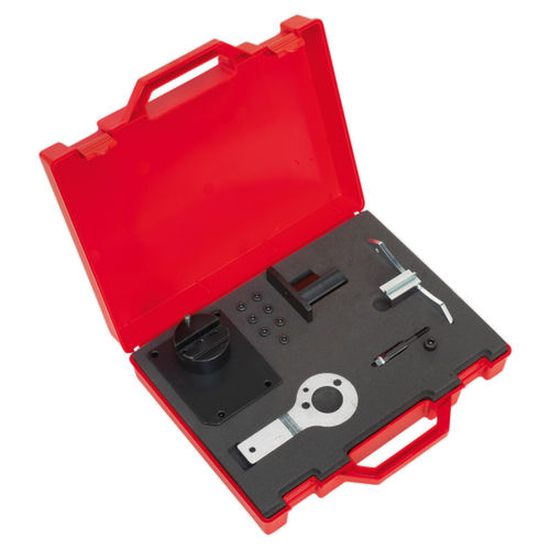 Sealey VS5118 Petrol Engine Setting/Locking Kit - Alfa Romeo, Lancia 1.75tbi - Belt Drive
