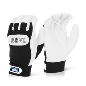Beeswift BS051 Soft Grain Leather Drivers Gloves (X Large)