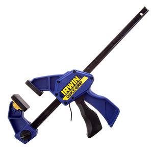Irwin Quick-Grip T512QCEL7 Quick Change Bar Clamp 300mm / 12 Inch