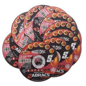Abracs HY11516FM Multi Cut 5-in-1 Maxi Disc 115 x 1.6 x 22mm (10 Pack)