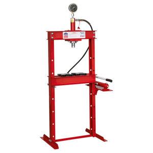 Sealey YK10F Hydraulic Press 10 Tonne Floor Type